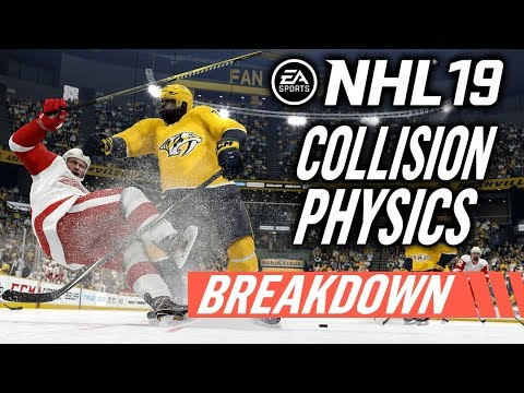 NHL 19 | RPM TECH | NEW COLLISION PHYSICS & CHECKING TRAILER (REVIEW)