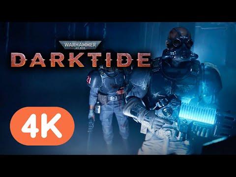 Warhammer 40K: Darktide - Official Announcement Trailer | Xbox Showcase 2020