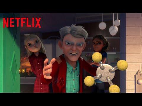 Tre har landat: Äventyr i Arcadia | Officiell trailer [HD] | Netflix