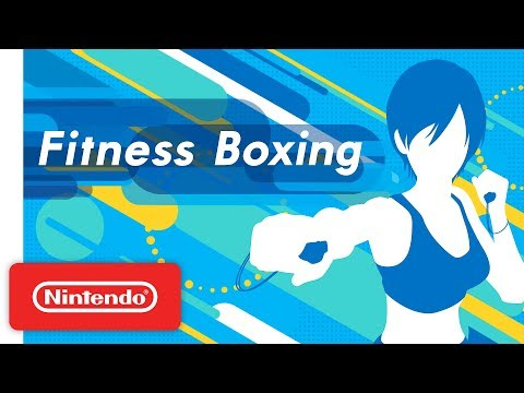 Fitness Boxing - Overview Trailer - Nintendo Switch