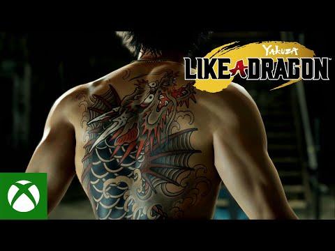 Yakuza: Like a Dragon | Cinematic Trailer