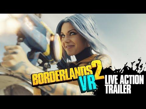 Borderlands 2 VR: Live Action Trailer