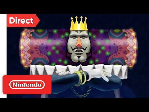Katamari Damacy Reroll - Nintendo Switch | Nintendo Direct 9.13.2018