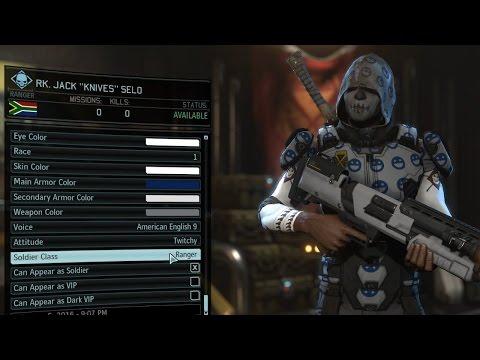XCOM 2 - Character Creation