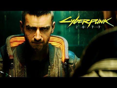 Cyberpunk 2077 — Official Cinematic Trailer | E3 2019