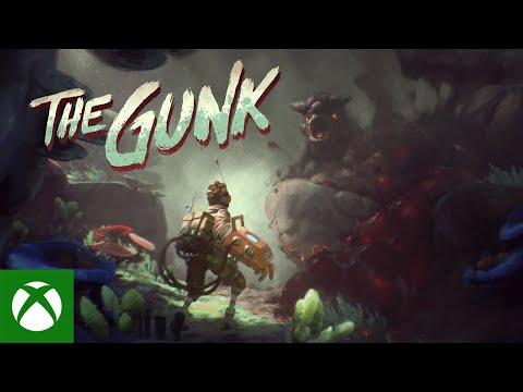 The Gunk - Xbox Series X Gameplay Trailer [1080p 60FPS HD]