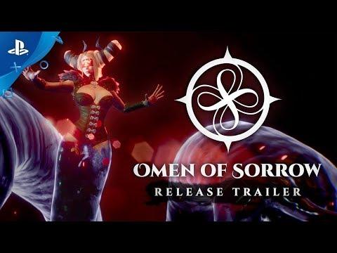 Omen of Sorrow - Launch Trailer | PS4
