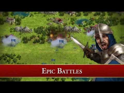 Lords & Knights - Official Trailer (Gameplay)