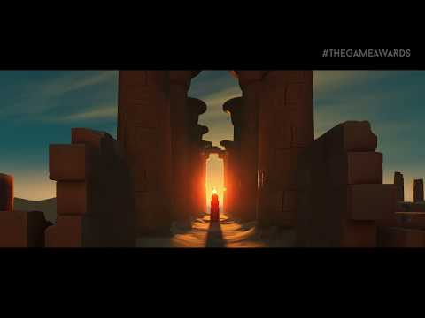 In the Valley of the Gods Trailer - The Game Awards 2017