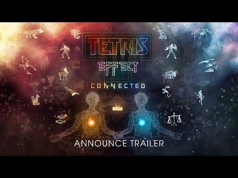 Tetris Effect: Connected Announce Trailer | Xbox Series X, Xbox One, Windows 10 PC