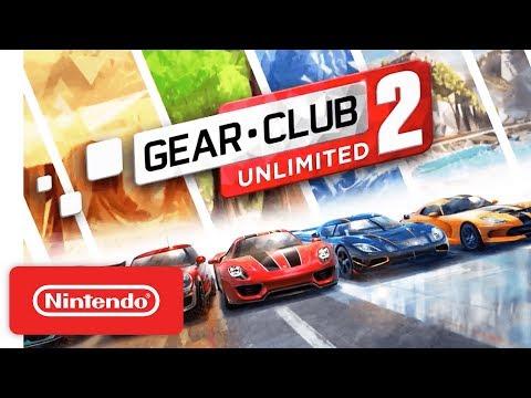 Gear.Club Unlimited 2 - Launch Trailer - Nintendo Switch
