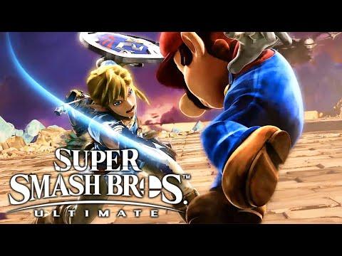 Super Smash Bros. Ultimate - More Fighters Trailer
