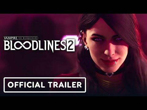 Vampire The Masquerade: Bloodlines 2 - Official Next-Gen Trailer | Inside Xbox