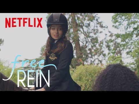 Pin Can Ride | Free Rein | Netflix Futures