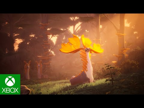 EVERWILD - X019 - Announce Trailer