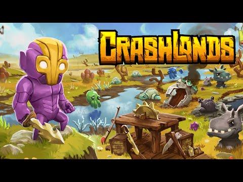 Crashlands - Announcement Trailer (June 2015)