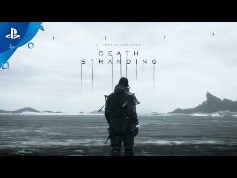 Death Stranding - Launch Trailer | PS4