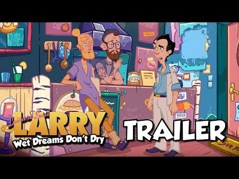 Leisure Suit Larry - Wet Dreams Don't Dry (Trailer EN)