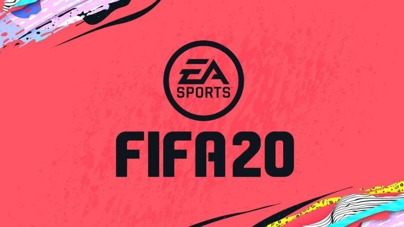 Cover FIFA 20 2