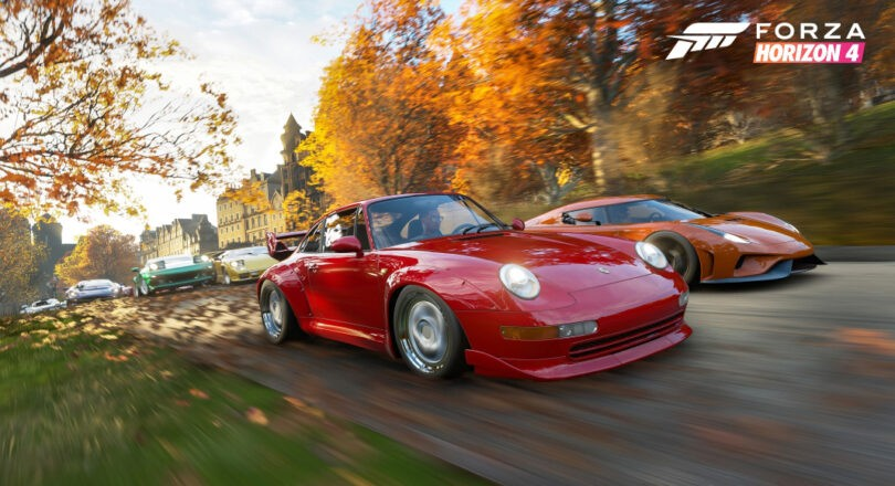 Forza Horizon 4 Autumn Drive