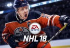 NHL 18 cover image