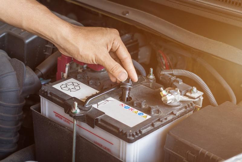 Bilbatteri