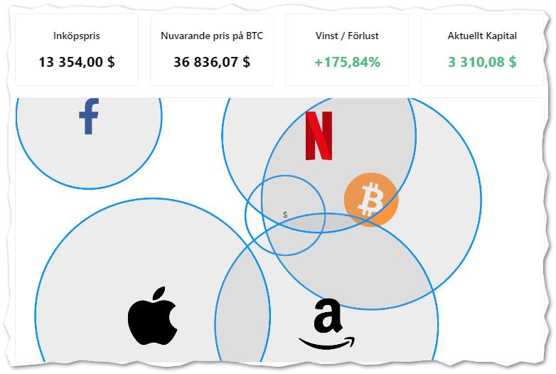 Vinst bitcoin